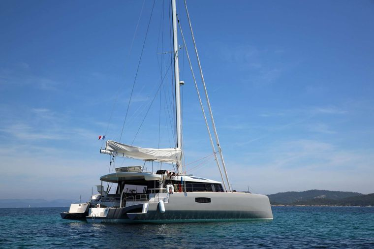TRILOGY Yacht Charter - A Peaceful Place to Rest