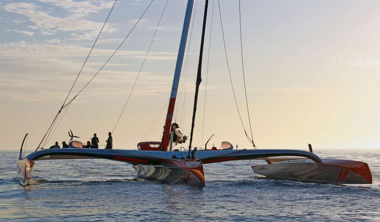 ULTIM EMOTION 2 Yacht Charter - Ritzy Charters