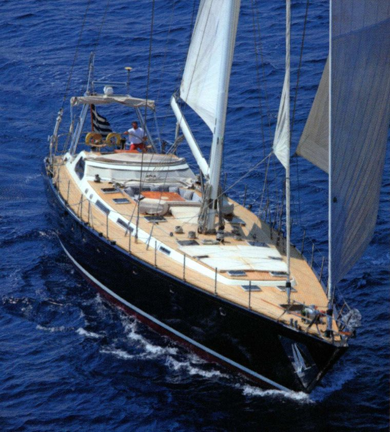 WIND OF CHANGE Yacht Charter - Sailing C