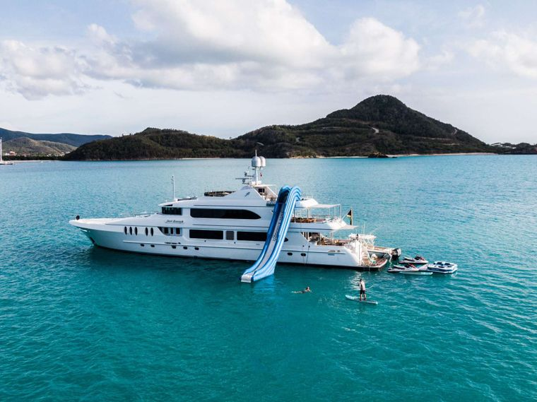Just Enough Yacht Charter - Ritzy Charters