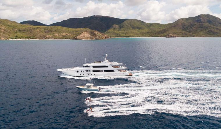 Just Enough Yacht Charter - Toys