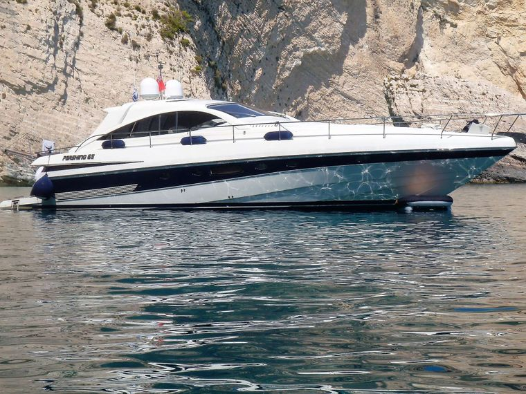 AXION Yacht Charter - Ritzy Charters