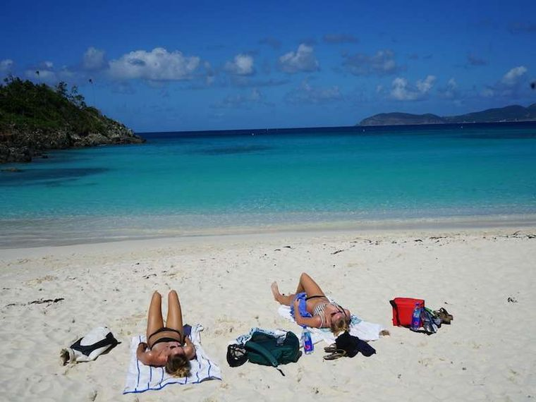ALLADORA Yacht Charter - Beautiful Beaches