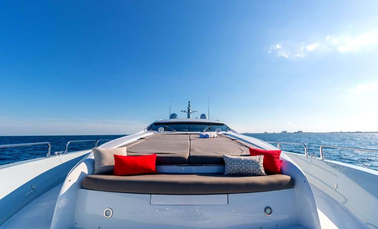 PRIVEE Yacht Charter - BOW