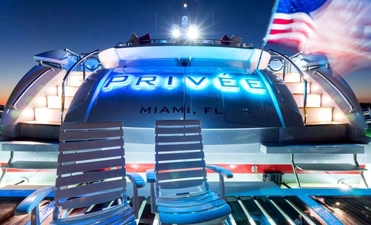 PRIVEE Yacht Charter - Relax