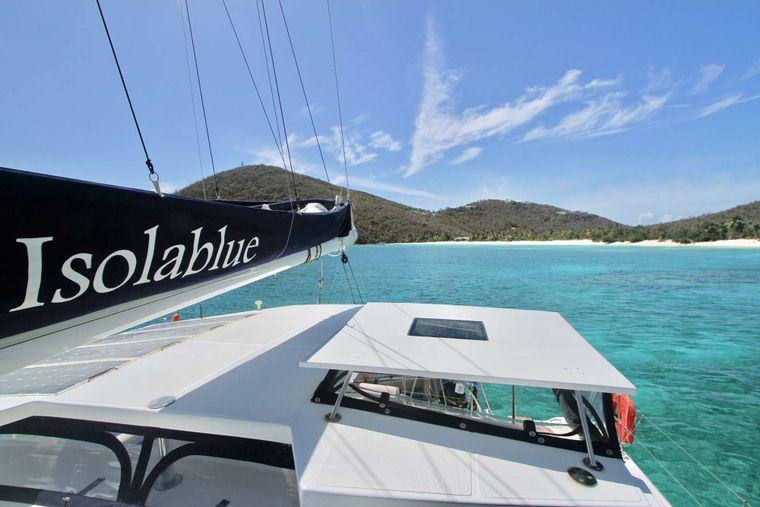 ISOLABLUE Yacht Charter - Beautiful View