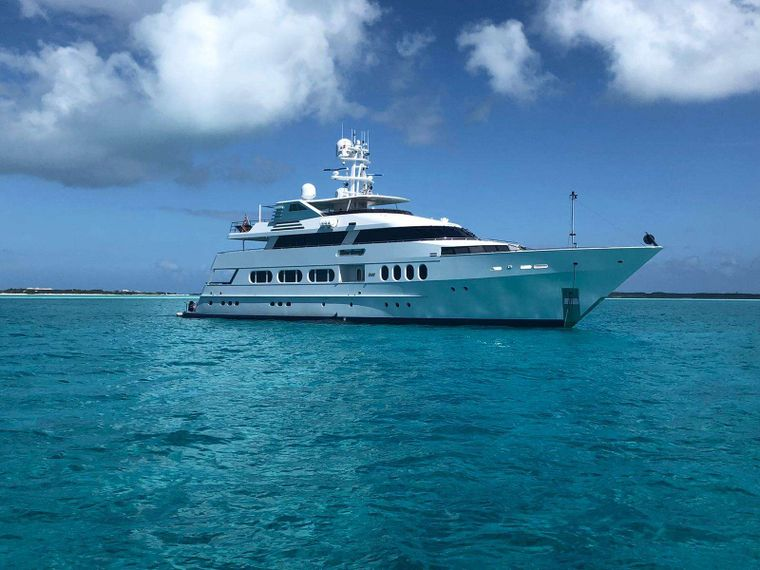 NEVER ENOUGH Yacht Charter - Ritzy Charters