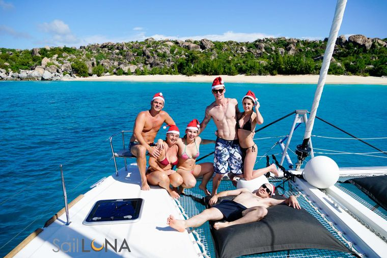 LUNA Yacht Charter - It is the perfect way to spend a special holiday