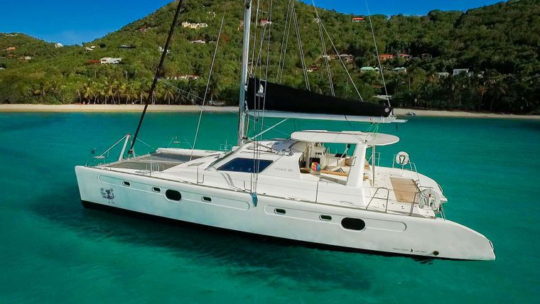 VOYAGE 480 Yacht Charter - Ritzy Charters