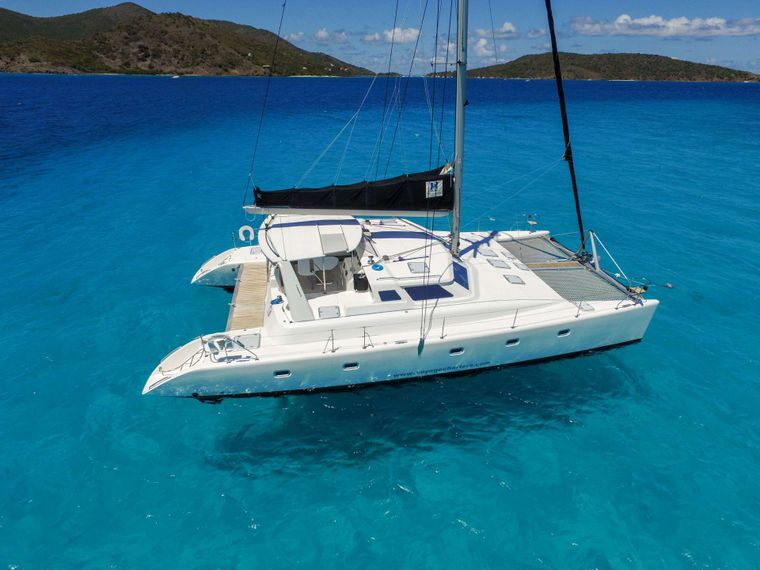 VOYAGE 500 Yacht Charter - Ritzy Charters