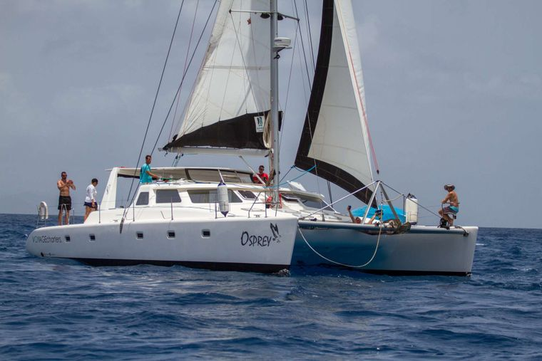 VOYAGE 520 Yacht Charter - Ritzy Charters