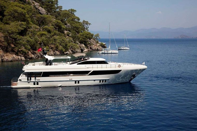 ARCHSEA Yacht Charter - Ritzy Charters