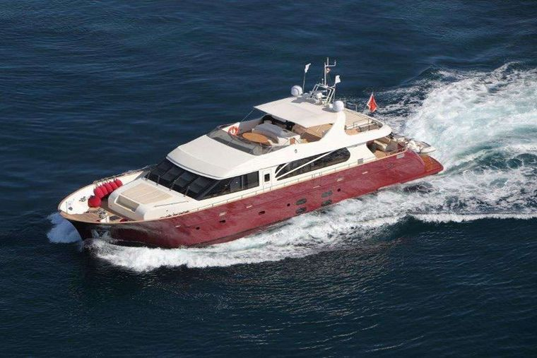ARIA C Yacht Charter - Ritzy Charters