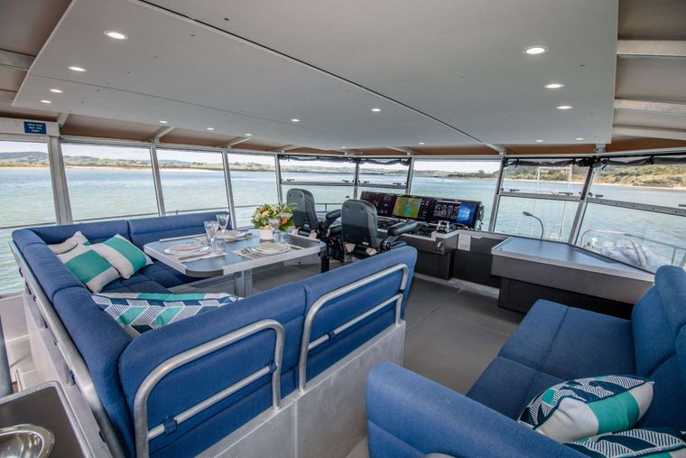 GREY WOLF Yacht Charter - Experience remote and vast beauty