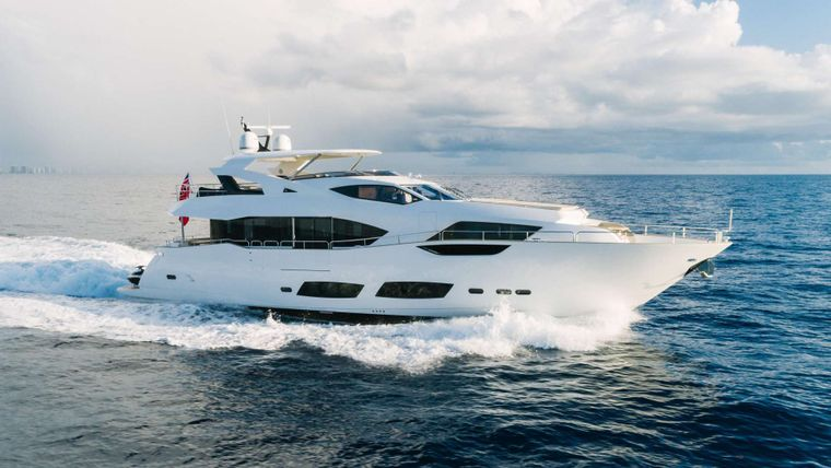 PERSEVERANCE 3 Yacht Charter - Ritzy Charters