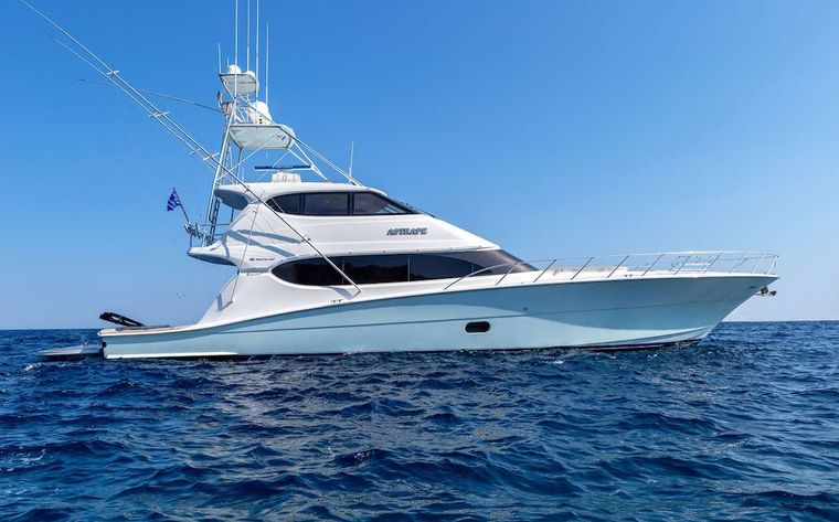 ASTRAPE Yacht Charter - Ritzy Charters