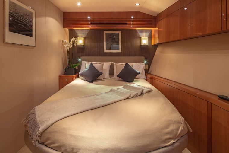 ASTRAPE Yacht Charter - Double cabin