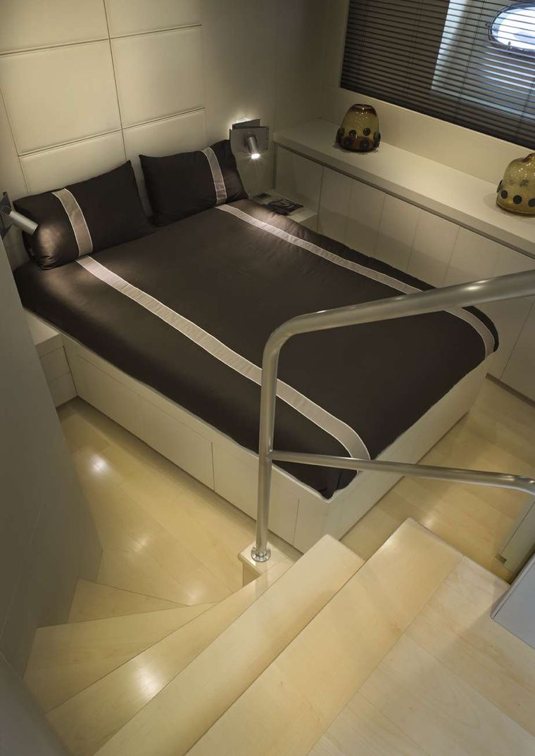 Tempest WS Yacht Charter - vip cabin