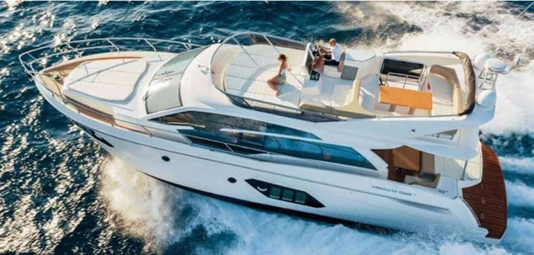 STEADY RIDER Yacht Charter - Ritzy Charters