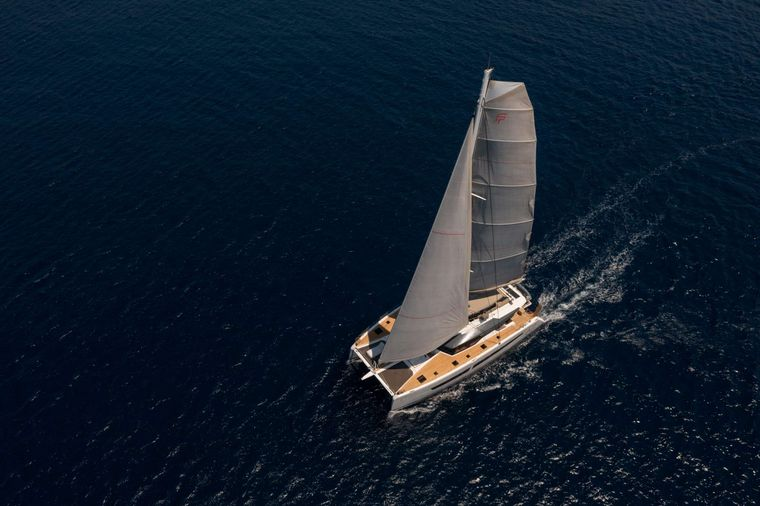 AETHER Yacht Charter - Ritzy Charters