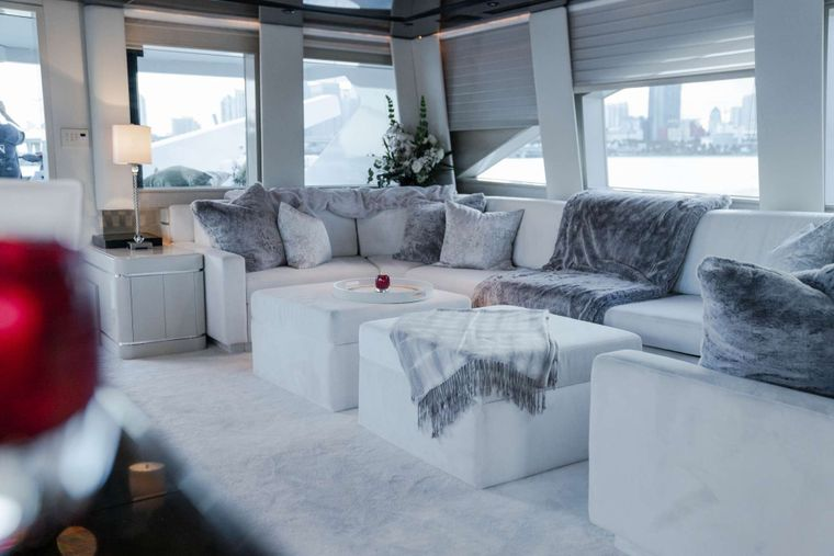 INVISION Yacht Charter - Skylounge