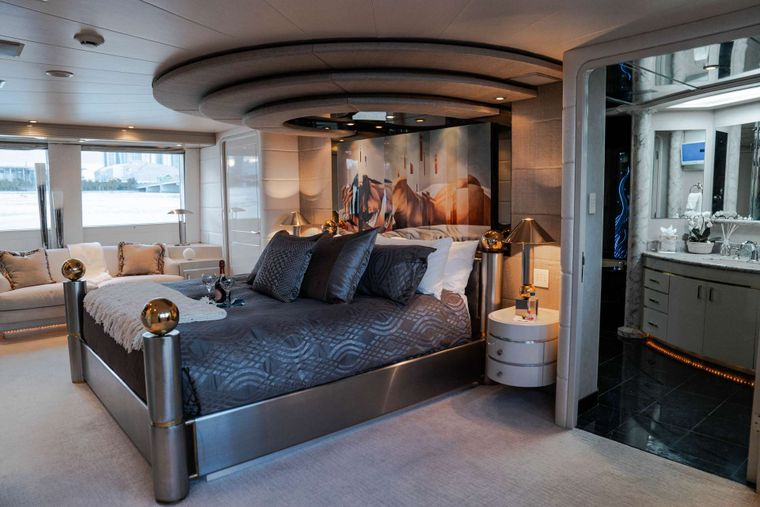 INVISION Yacht Charter - Master