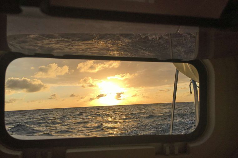 DESTINY III Yacht Charter - Your room with a view!