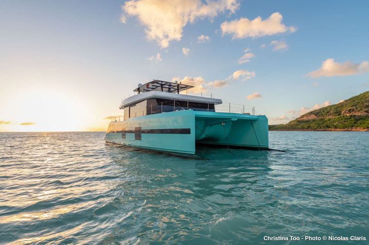 CHRISTINA TOO Yacht Charter - Ritzy Charters