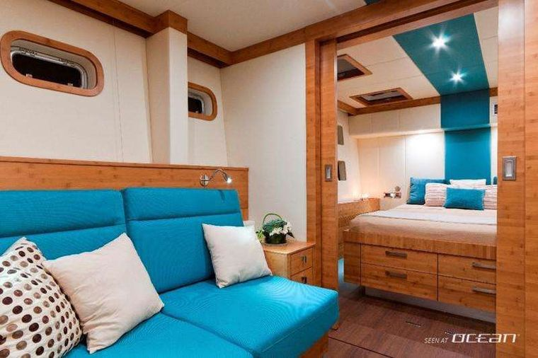 EXCESS Yacht Charter - Mastern Cabin