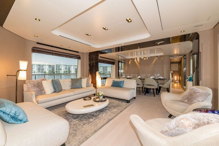 MAJESTIC MOMENTS Yacht Charter - Main Salon Other