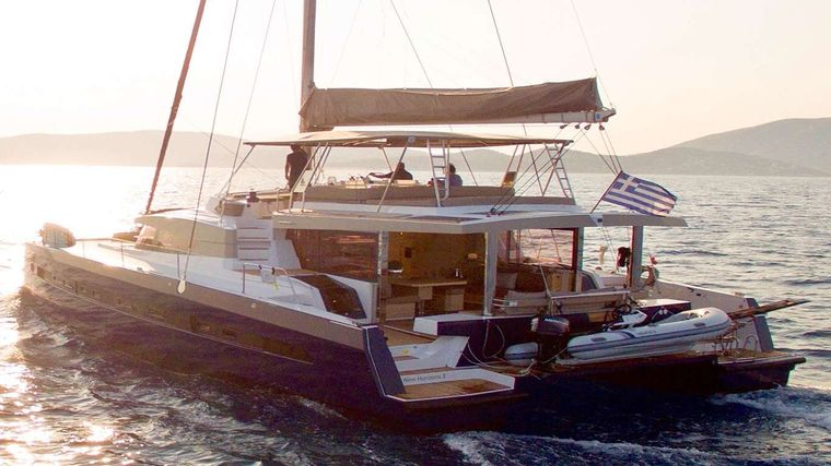 NEW HORIZONS 3 Yacht Charter - Ritzy Charters
