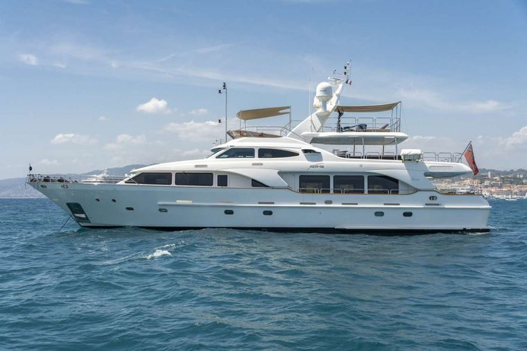 Quid Pro Quo Yacht Charter - Ritzy Charters