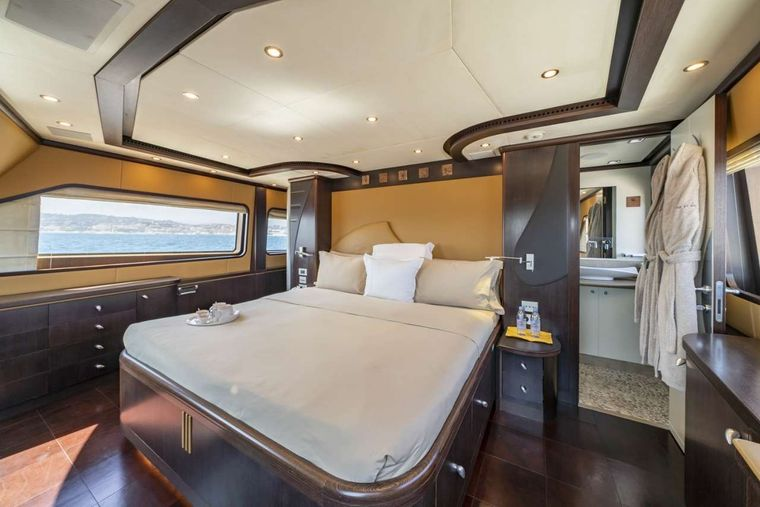 Quid Pro Quo Yacht Charter - Master