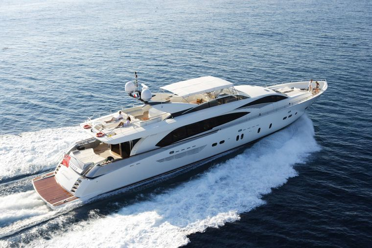 ECLIPSE 114 Yacht Charter - Ritzy Charters
