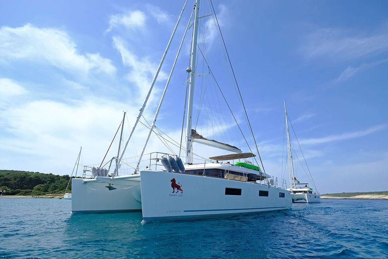 ADRIATIC LION (Lagoon 620) Yacht Charter - Ritzy Charters