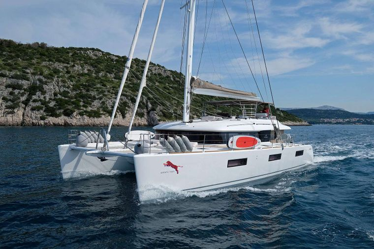 ADRIATIC TIGER (Lagoon 620) Yacht Charter - Ritzy Charters