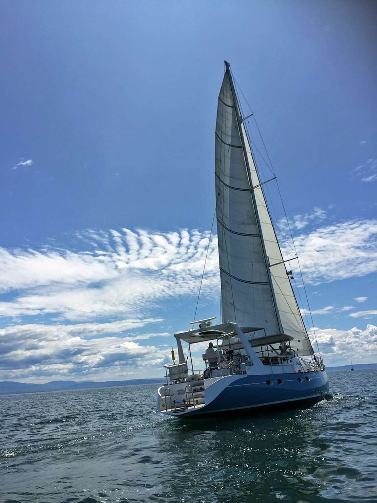 BELLACHA Yacht Charter - Come Sail Away With Us!