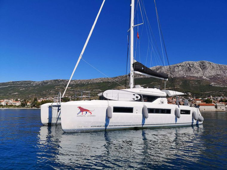 ADRIATIC LEOPARD (Lagoon 50) Yacht Charter - Ritzy Charters