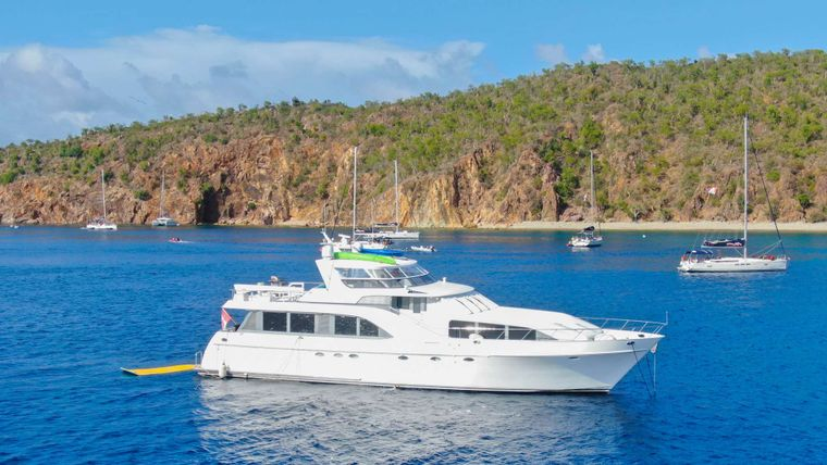 PRIME TIME Yacht Charter - Ritzy Charters