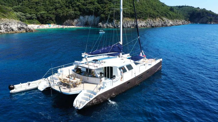 Mystique Yacht Charter - Ritzy Charters