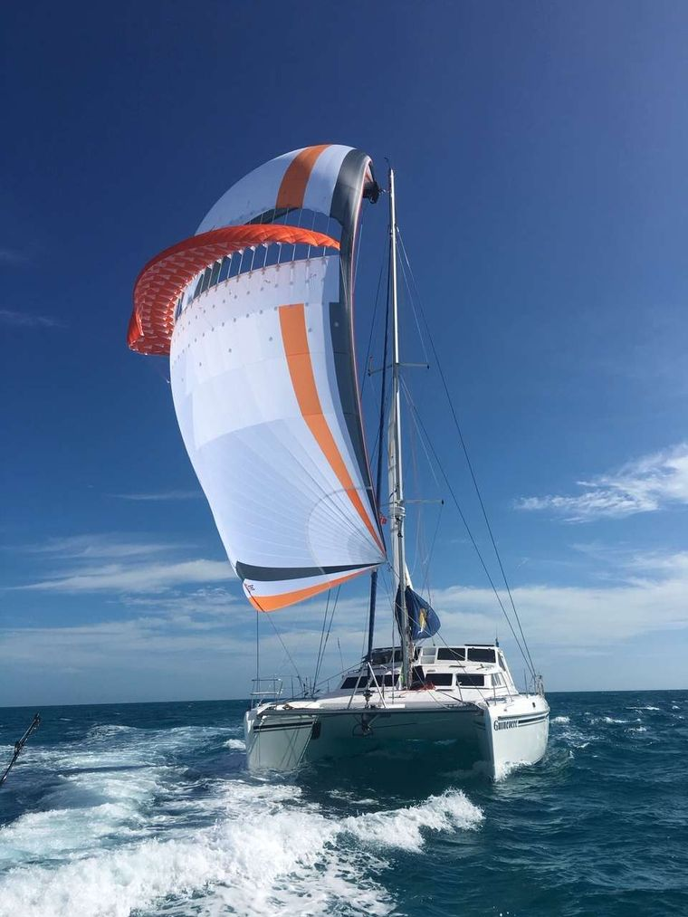 GUINEVERE Yacht Charter - Thrilling Sailing on Guinevere!