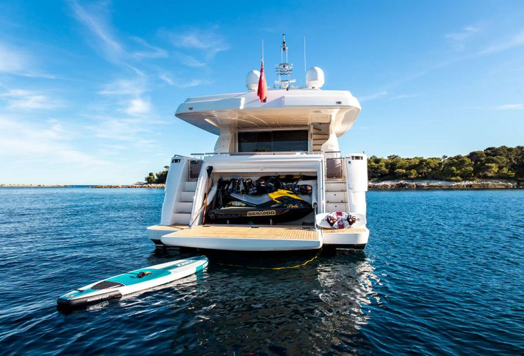PIOLA Yacht Charter - Water toys