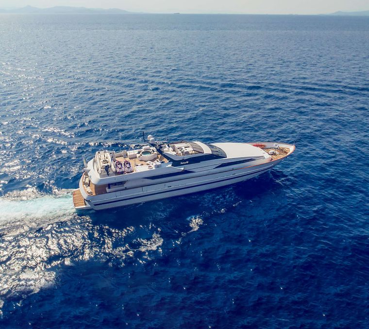 ANDREA Yacht Charter - Ritzy Charters
