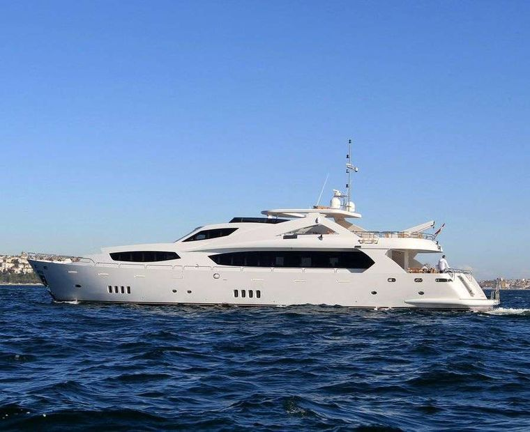SMYRNA Yacht Charter - Ritzy Charters
