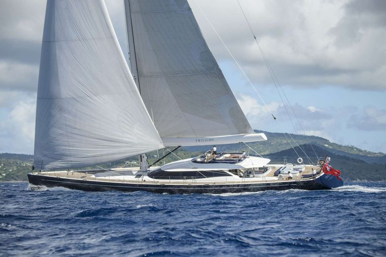 TWILIGHT Yacht Charter - Ritzy Charters