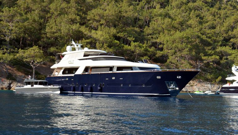 GO Yacht Charter - Ritzy Charters