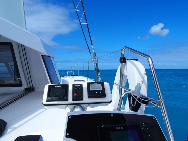 ILLUSION Yacht Charter - Illusion sailing in the Caribbean