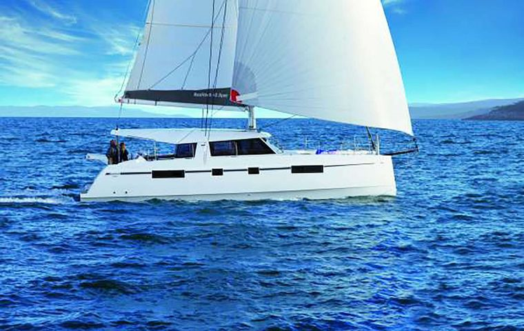 ILLUSION Yacht Charter - Enjoy sailing in the Caribbean!