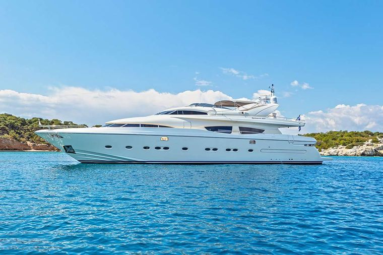 DIVINE Yacht Charter - Ritzy Charters