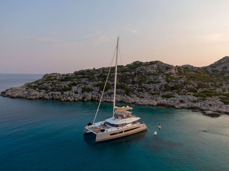 SERENISSIMA Yacht Charter - Ritzy Charters